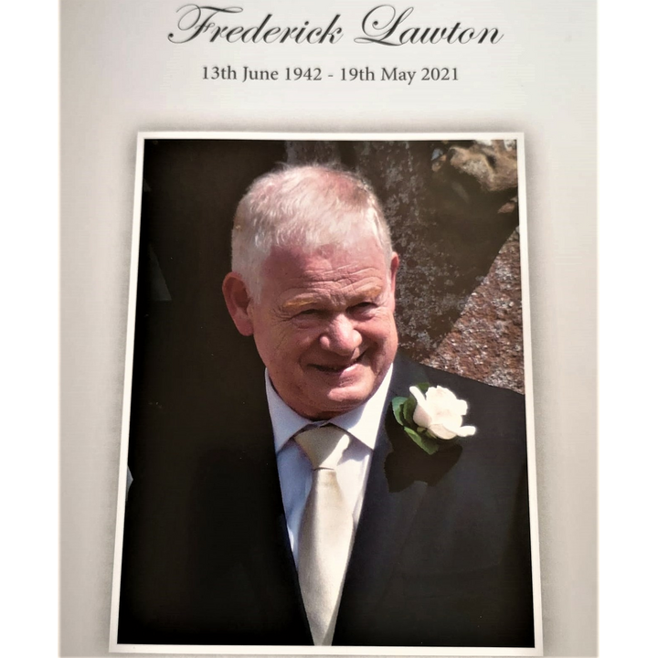 Passing of Fred